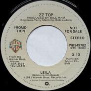 ZZ Top - Leila