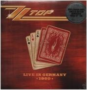 ZZ Top - Live In Germany..