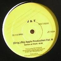 Ser & Duff, Trouble Funk, Janet Jackson - (Orig.) Big Apple Production Vol. III