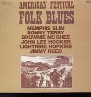Various - American Festival Folk Blues