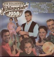 Various - Die goldenen Schlagerjahre 1958