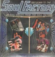 Womack & Womack, Shakatak a.o. - Soul Factory, 24 Soul Greats From The Soul Factory