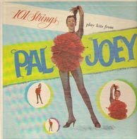 101 strings - play the hit songs from Pal Joey