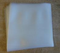 10inch/ Schellack Schutzhuellen / PE - 10 Stück / Standard