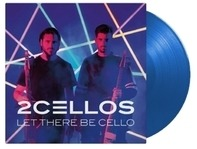 2Cellos - Let There Be Cello (ltd transparent blaues Vinyl)