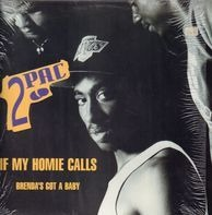 2Pac - If My Homie Calls / Brenda's Got A Baby