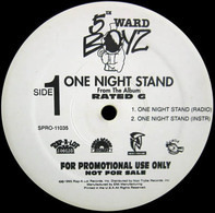 5th Ward Boyz - One Night Stand