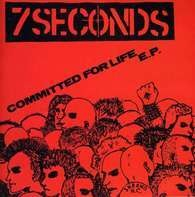 7 Seconds - Committed For Life (red)