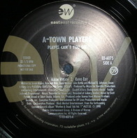 A-Town Players / Mixzo Featuring Envyi - Player Can't You See / It's About Time