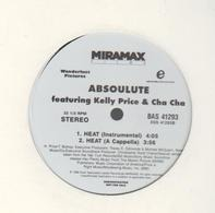Absoulute Featuring Kelly Price & Cha Cha - Heat