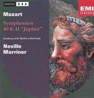 Mozart - Symphonien 40 & 41
