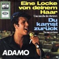 Adamo - Eine Locke Von Deinem Haar (Une Mèche De Cheveux)