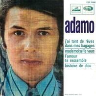 Adamo - J'ai Tant De Rêves Dans Mes Bagages