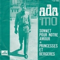 Adamo - Sonnet Pour Notre Amour / Princesses Et Bergeres