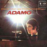 Adamo - The Number One Continental Singer