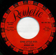 Addie Lee With Orch. Conducted By Marty Gold - One Little Kiss / Cumba Tamba Nika