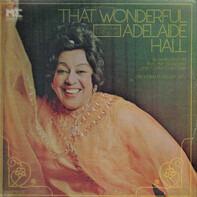 Adelaide Hall - That Wonderful Adelaide Hall