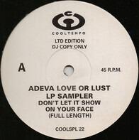 Adeva - Love Or Lust LP Sampler