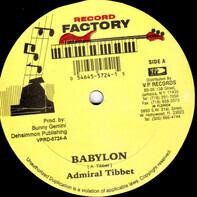 Admiral Tibet - Babylon