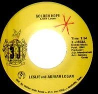 adrian & leslie logan - golden hope