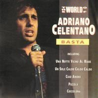 Adriano Celentano - Basta - The World Of Adriano Celentano
