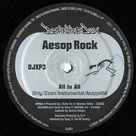 Aesop Rock / Karniege - All In All / Make News / Bazooka, Chameleon, Robot