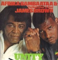Afrika Bambaataa & James Brown - Unity