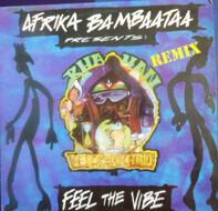 Afrika Bambaataa Presents: Khayan & The New World Power - Feel The Vibe (Remix)