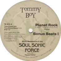 Afrika Bambaataa & the Soul Sonic Force, Afrika Bambaataa & Soulsonic Force - Planet Rock