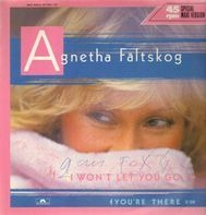 Agnetha Fältskog - I Won't Let You Go