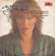 Agnetha Fältskog - The Heat Is On / Man