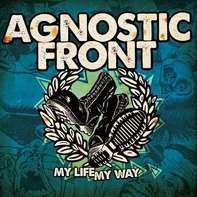 Agnostic Front - My Life,My Way (beer Coloured Vinyl)