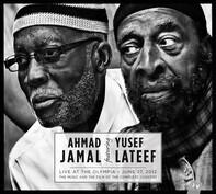 Ahmad Jamal , Yusef Lateef - Ahmad Jamal Featuring Yusef Lateef/ Live At The Olympia June 27.2012