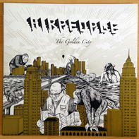 Airpeople - The Golden City