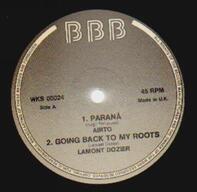 Airto Moreira, Lamont Dozier, Earth, Wind & Fire, Kongas - Parana, Going back to my roots, Kalimba Tree, Amikana - O