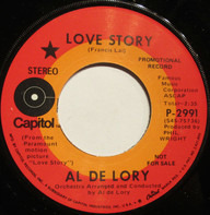 Al De Lory - Love Story / Elegy