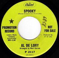 Al De Lory - Spooky / Maid In Japan