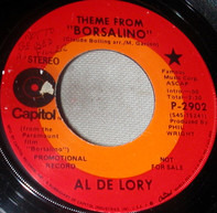 Al De Lory - Theme From Borsalino