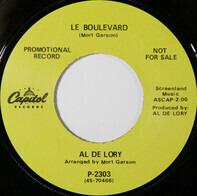 Al De Lory - Those Were The Days / Le Boulevard