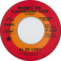 Al De Lory - Where's The Playground Susie / Hey Little One