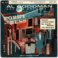 Al Goodman And His Orchestra , Lee Carroll , Bill St. Clair , Bob Storm - George Gershwin's Porgy And Bess