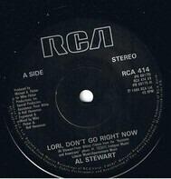 Al Stewart - Lori, Don't Go Right Now