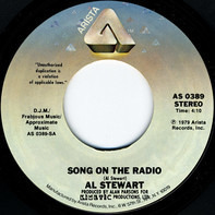 Al Stewart - Song On The Radio / A Man For All Seasons