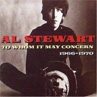 Al Stewart - To Whom It May Concern