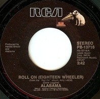 Alabama - Roll On (Eighteen Wheeler)