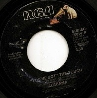 Alabama - 'You've Got' The Touch / True, True Housewife