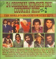 Alabama, Dolly Parton,.. - 24 Original Number One Country Hits Vol 2