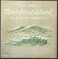 Alan Mills - Folk Songs of Newfoundland