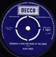 Alan Price - Sunshine & Rain (The Name Of The Game)
