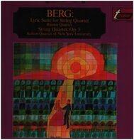 Alban Berg - Lyric Suite  For String Quartet / String Quartet, Op. 3